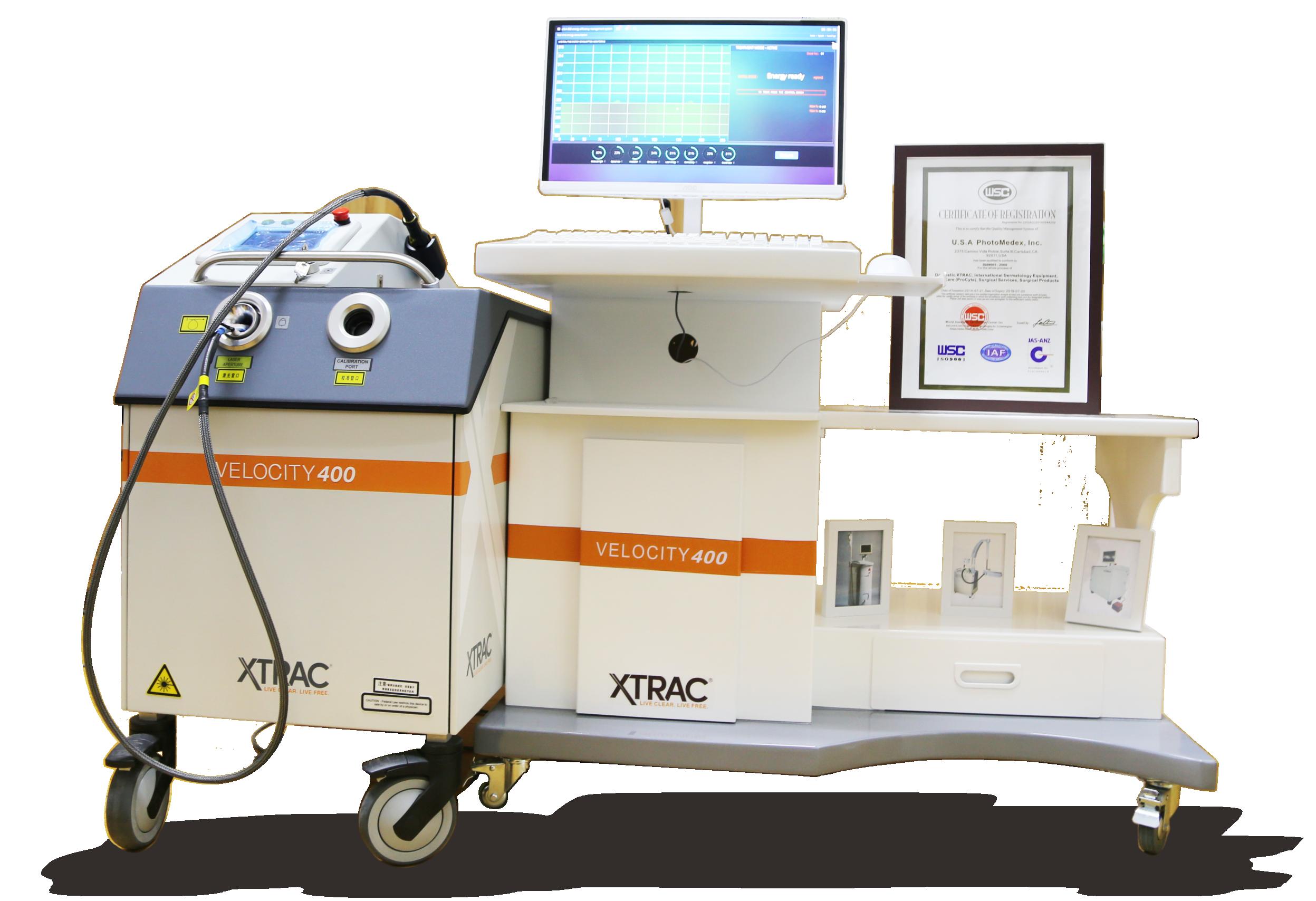 美国V4.0-308nm准分子激光治疗系统
