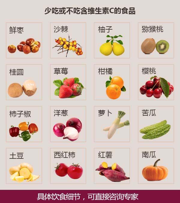 老年白癜风患者哪些水果不能吃